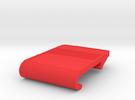 Bosch Werkzeugkoffer Ersatzlasche in Red Strong & Flexible Polished