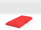 DDT Stand in Red Strong & Flexible Polished