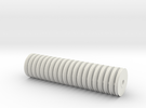 Standard sheaves 11mm in White Strong & Flexible
