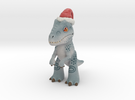 I. Rex Christmas in Full Color Sandstone