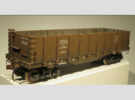 S Scale 1/64 Hopper Buffalo Rochester & Pittsburg in Frosted Ultra Detail