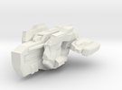 Gyronicide Civillian Transport CT-FTL19 (Small) in White Strong & Flexible