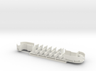 1:43 L.T Tram No 1-Part 6 in White Strong & Flexible