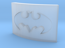 Dark Bat Knight Belt Buckles BB5 1/6TH in Frosted Ultra Detail