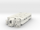 Manchester Metrolink T68A (Mk2) Tram N-Gauge 1:148 in White Strong & Flexible