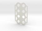 1.1ml Arm Reaction Test Eight Holder in White Strong & Flexible