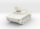 PV109A T37A Amphibious Tank (28mm) in White Strong & Flexible