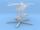 1/400 Sikorsky / Westland Sea King (x2) in Frosted Ultra Detail