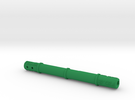 F2D Line Length Indikator in Green Strong & Flexible Polished