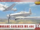 1/144th - Morane-Saulnier Ms.406  in Frosted Ultra Detail
