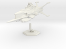 Star Sailers - Drenyggar - Destroyer 001 in White Strong & Flexible