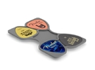 Guitar Pick Card (for Sliminal) in White Strong & Flexible