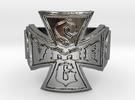 VMRSG_v2 Ring Size 10 in Polished Silver