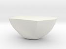 Rock Part 4 - 3D Print - REV1 - 02-23 in White Strong & Flexible