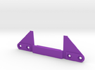 Auffahrrampe Loktrage in Purple Strong & Flexible Polished