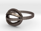 String Theory Ring - Size 7.5 in Stainless Steel: 5 / 49