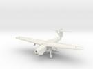 1/144 Fairey Barracuda MkII - wheels down in White Strong & Flexible