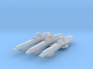 Araan Dynasty Destroyer 3 Pack in Frosted Ultra Detail