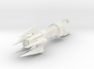 TFP Deluxe Starscream Right Blaster in White Strong & Flexible