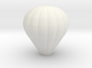 Balloon Wall Sconce in White Strong & Flexible