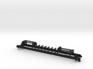 N04 - Optional Waratah Motor Chassis in Black Strong & Flexible
