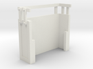 Bachmann Shay Wood Box in White Strong & Flexible