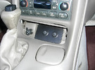 C5 Corvette Ashtray Switch Panel W/Holes in White Strong & Flexible