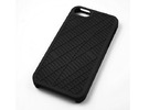 Midtown/ Theater District NYC Map iPhone 5/5s Case in Black Strong & Flexible