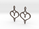 :Perfect Valentine: Earrings in Stainless Steel