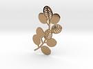 Twiggy in Polished Brass