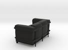 Le-Corbu-Sofa-02 in Black Strong & Flexible