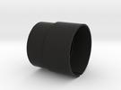 LEDHolder-fits2inOpticalTube in Black Strong & Flexible