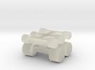 UBL Wiener Linien Scheinwerfer in Transparent Acrylic