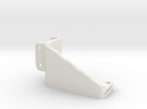 Servo Mount 2 in White Strong & Flexible