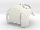 Front of DARwIn-OP head in White Strong & Flexible