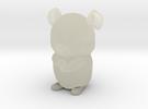 rat  in Transparent Acrylic