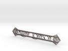 Doorplate in Stainless Steel