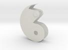 Yin Yang Box in White Strong & Flexible