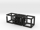 Really Big MazeNCubes in Black Strong & Flexible