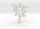 Sun_Star_Final_004_Back_loop.dae in White Strong & Flexible