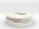 plugbutton in White Strong & Flexible