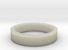 top_casing_prototype_01 in Transparent Acrylic
