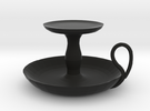 Candle Holder in Black Strong & Flexible