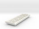 Ciondolo Raffo in White Strong & Flexible