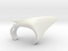 Vertebral in White Strong & Flexible