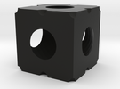 cubeish in Black Strong & Flexible