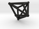 Triakistetrahedron in Black Strong & Flexible