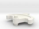 Spektrum DX6i trimmer in White Strong & Flexible