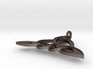 Triskel pendant in Stainless Steel
