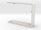 arduino enclosure main in White Strong & Flexible